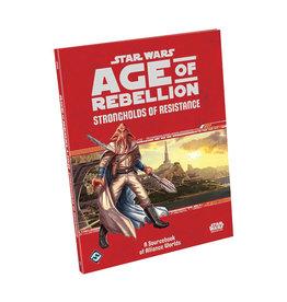 Fantasy Flight Games Star Wars: Age of Rebellion - Strongholds of Resistance
