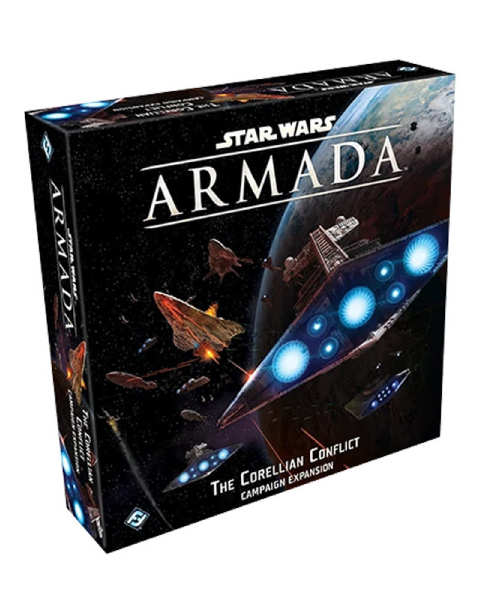 Fantasy Flight Games Star Wars: Armada - Campaign Expansion - The Corellian Conflict