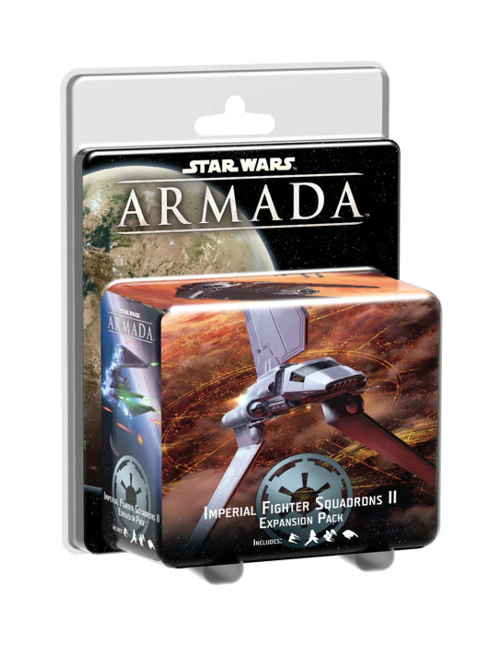 Fantasy Flight Games Star Wars: Armada - Imperial Fighter Squadrons II