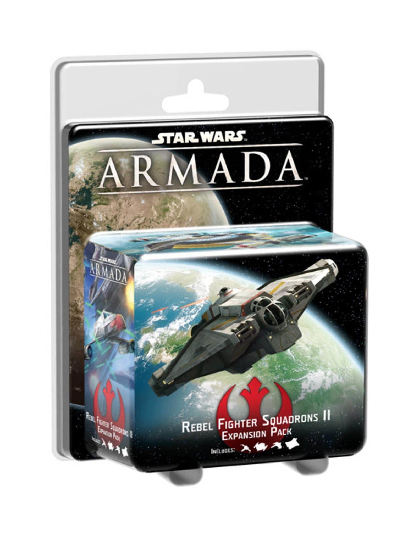 Fantasy Flight Games Star Wars: Armada - Rebel Fighter Squadrons II