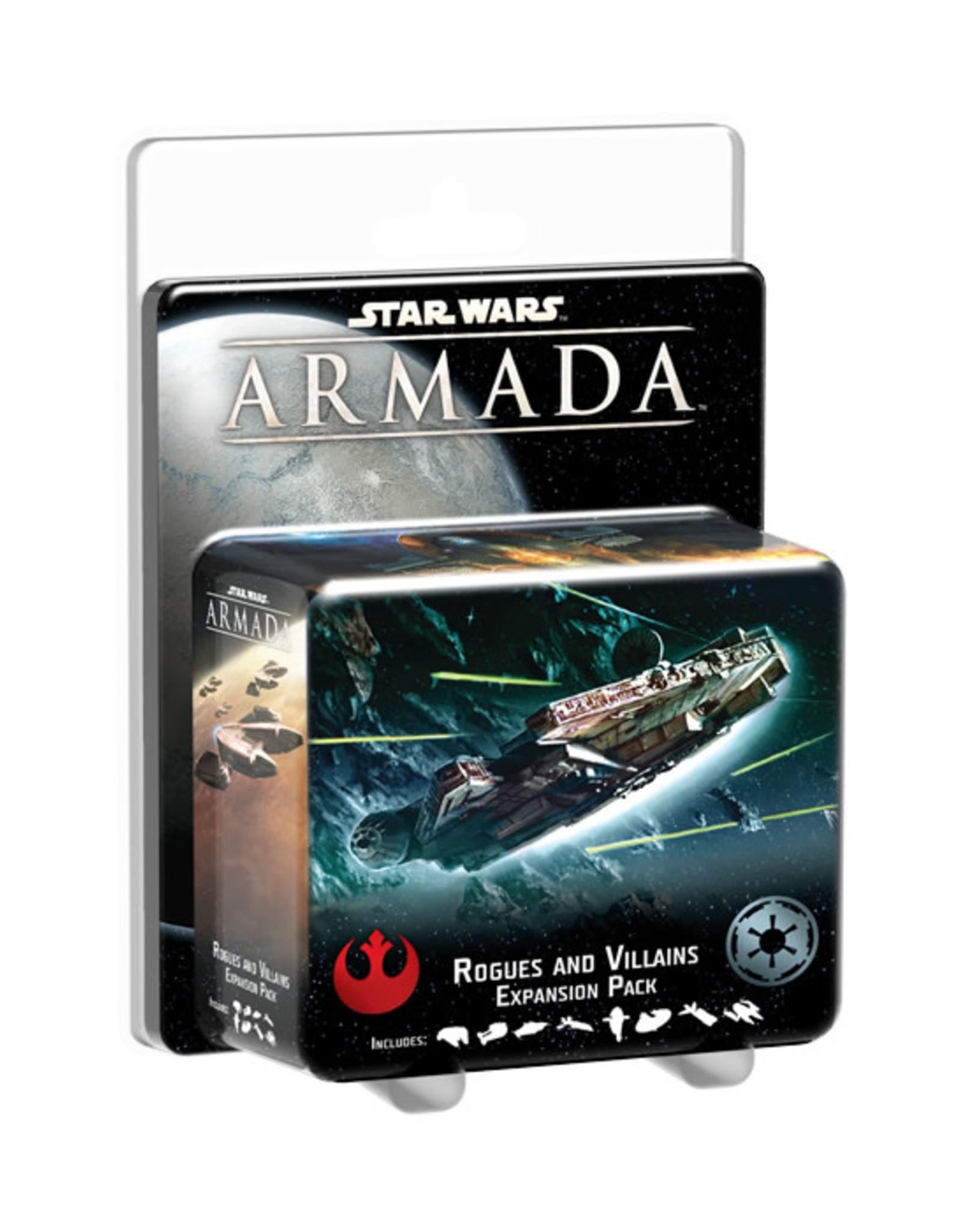 Fantasy Flight Games Star Wars: Armada - Rogues and Villains Expansion