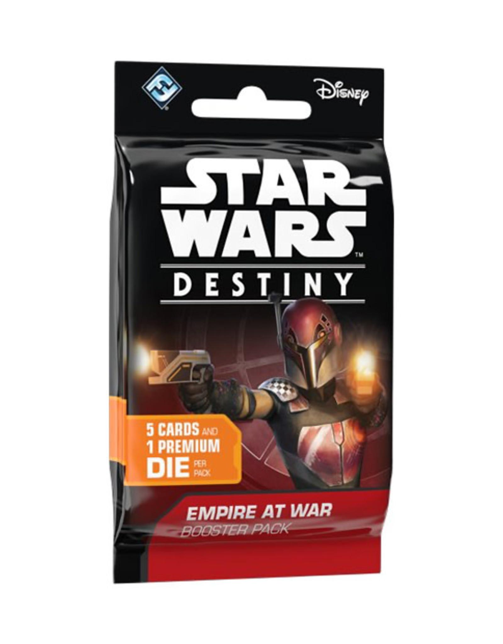 Fantasy Flight Games Star Wars: Destiny - Empire at War - Booster Pack