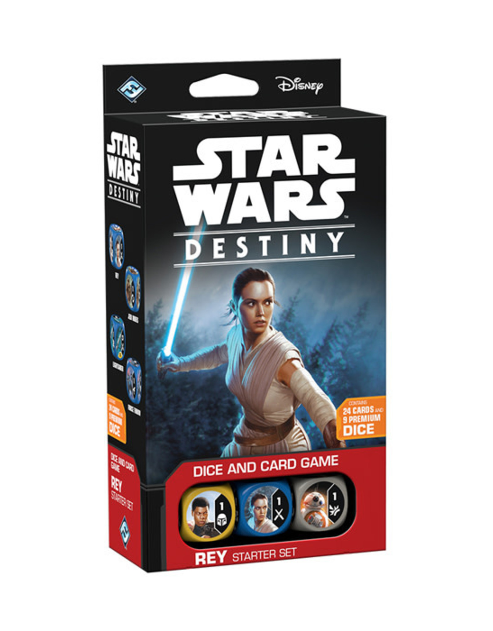 Fantasy Flight Games Star Wars: Destiny - Starter Set - Rey
