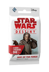 Fantasy Flight Games Star Wars: Destiny - Way of the Force - Booster Pack