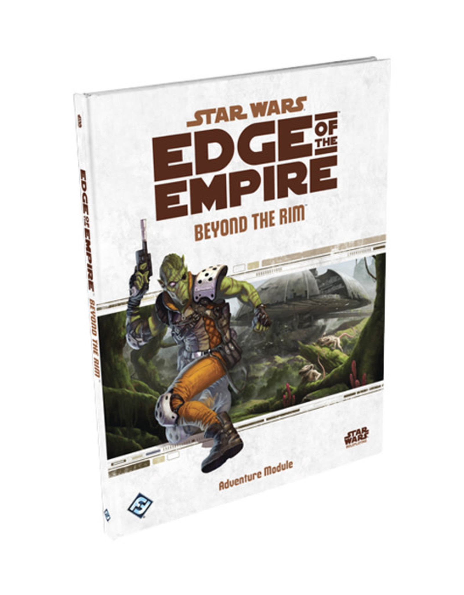 Fantasy Flight Games Star Wars: Edge of the Empire - Beyond the Rim