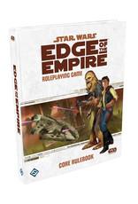 Fantasy Flight Games Star Wars: Edge of the Empire - Core Rulebook