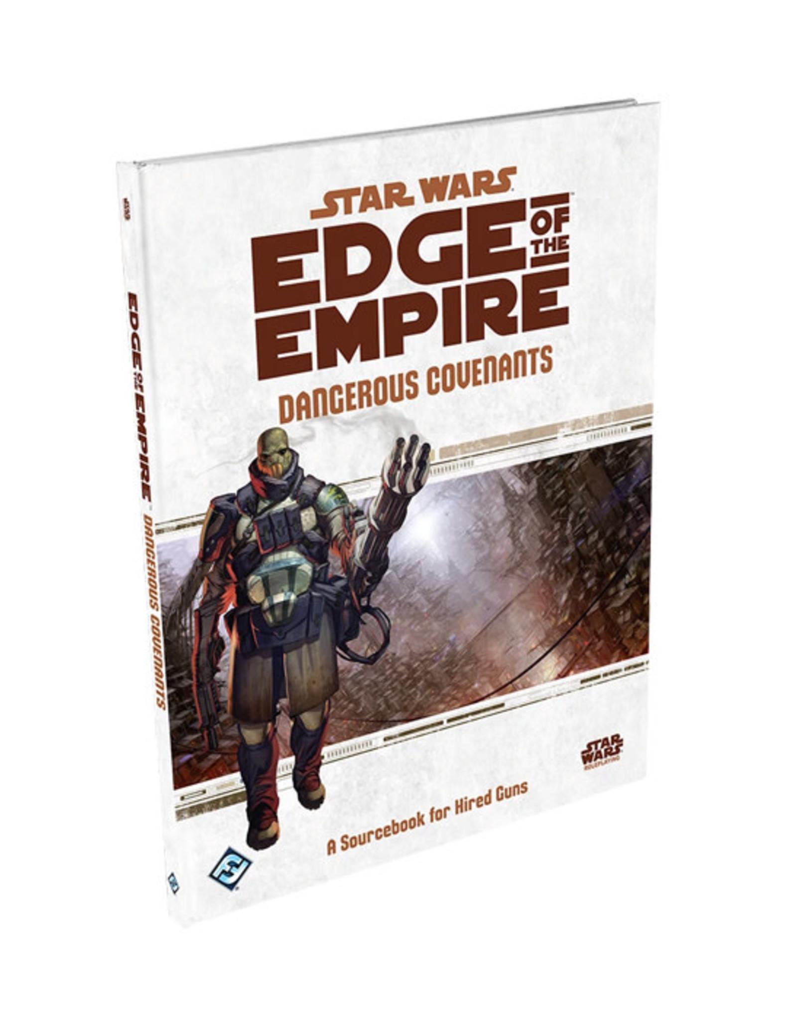 Fantasy Flight Games Star Wars: Edge of the Empire - Dangerous Covenants
