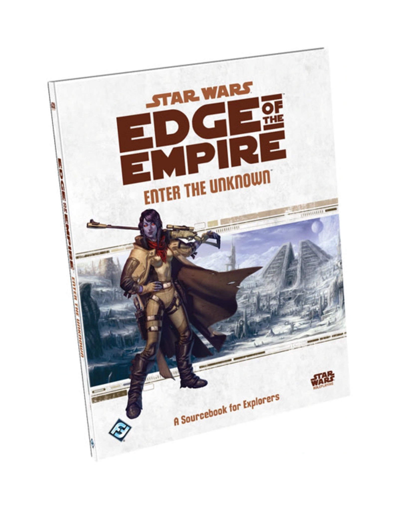 Fantasy Flight Games Star Wars: Edge of the Empire - Enter the Unknown