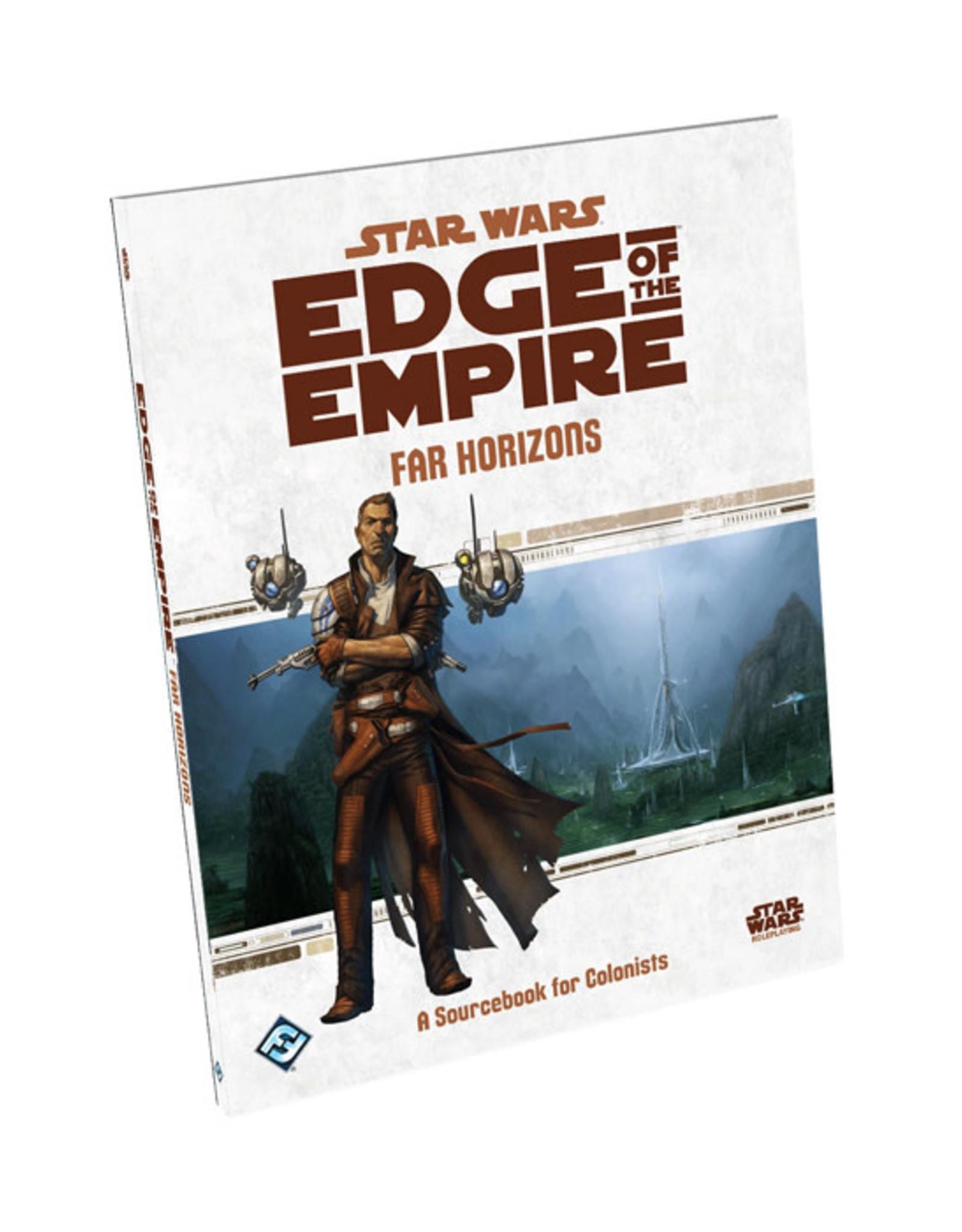 Fantasy Flight Games Star Wars: Edge of the Empire - Far Horizons