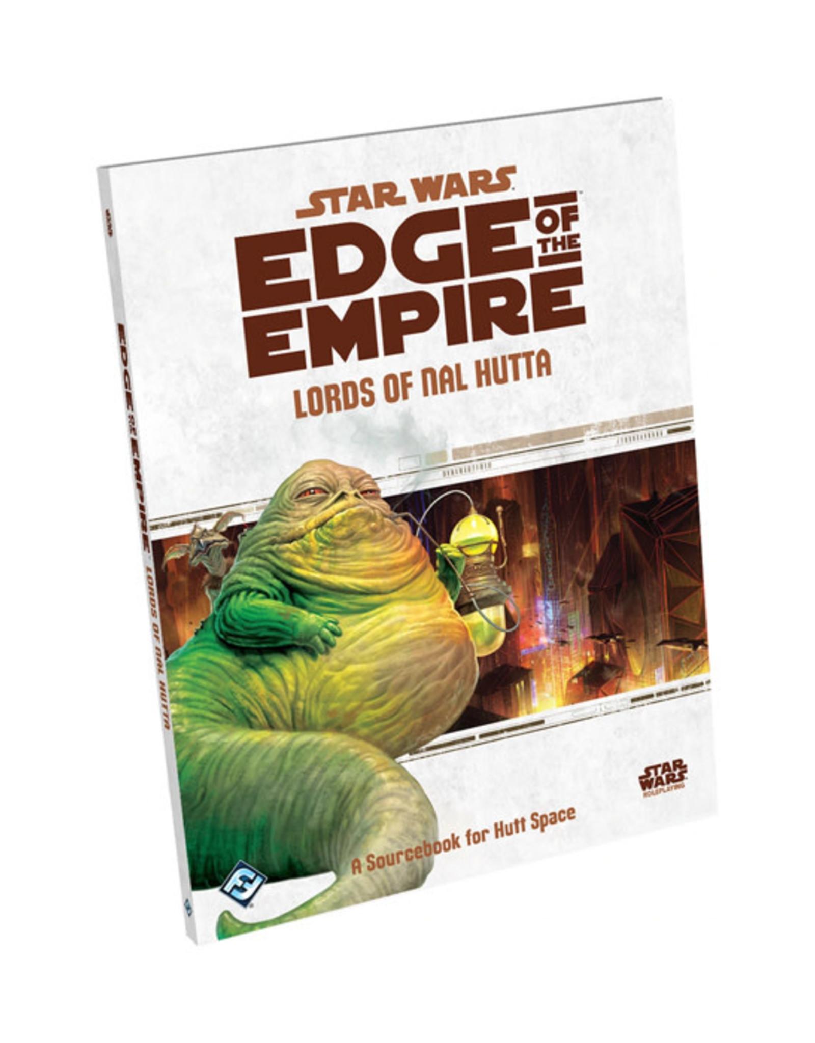 Fantasy Flight Games Star Wars: Edge of the Empire - Lords of Nal Hutta