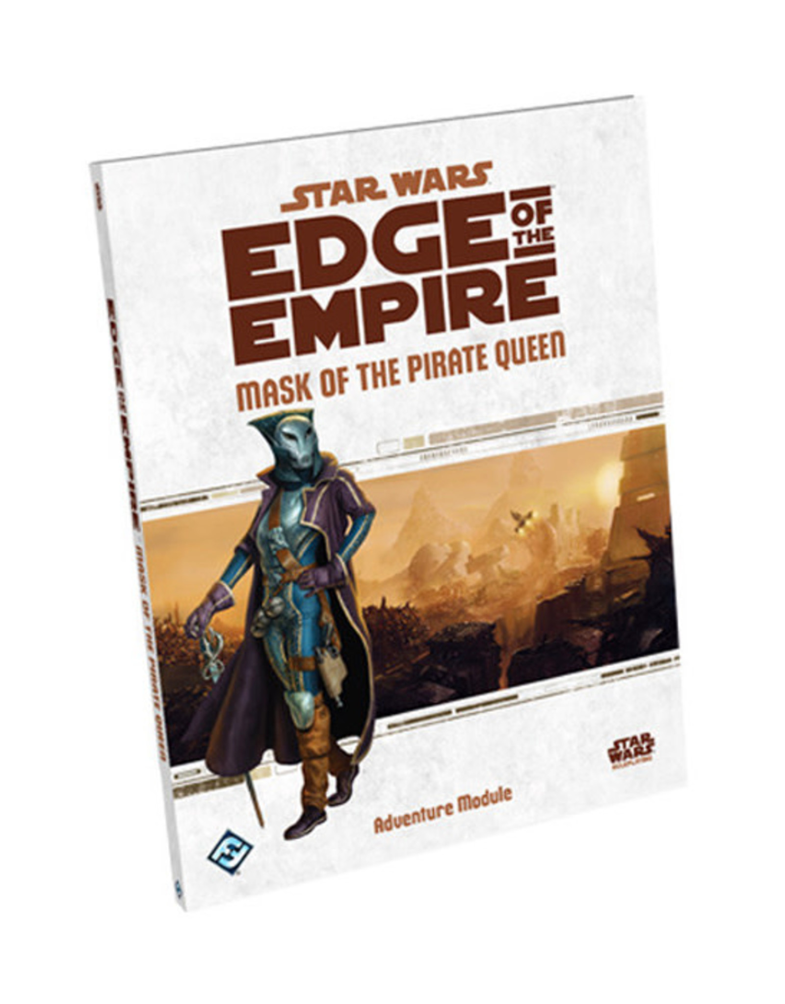 Fantasy Flight Games Star Wars: Edge of the Empire - Mask of the Pirate Queen