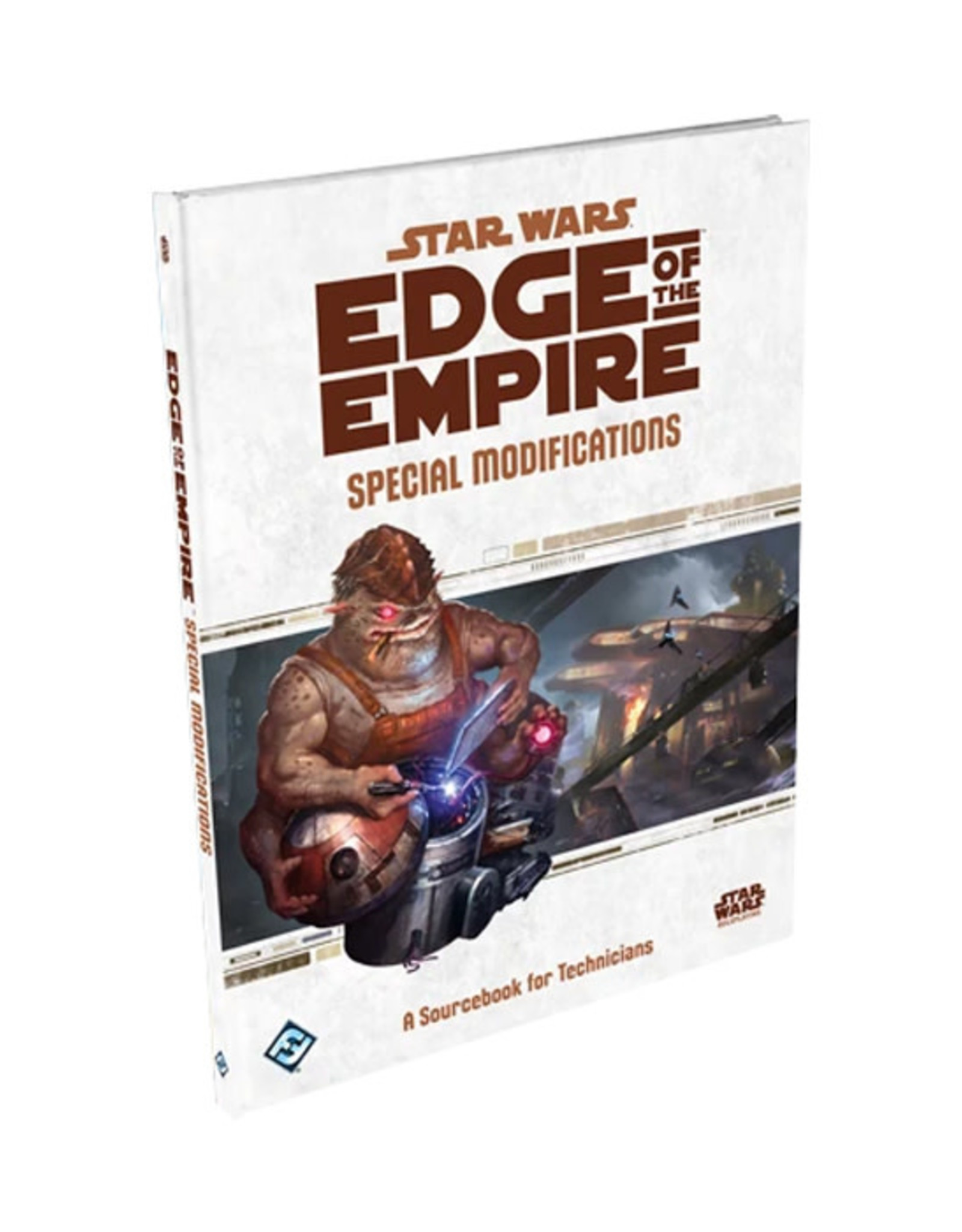 Fantasy Flight Games Star Wars: Edge of the Empire - Special Modifications