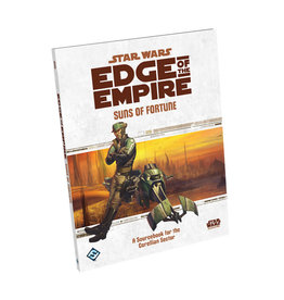 Fantasy Flight Games Star Wars: Edge of the Empire - Suns of Fortune