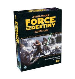 Fantasy Flight Games Star Wars: Force and Destiny - Beginner Game