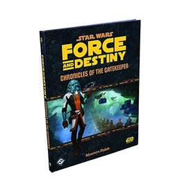 Fantasy Flight Games Star Wars: Force and Destiny - Chronicles of the Gatekeeper