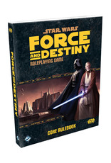 Fantasy Flight Games Star Wars: Force and Destiny - Core Rule Book
