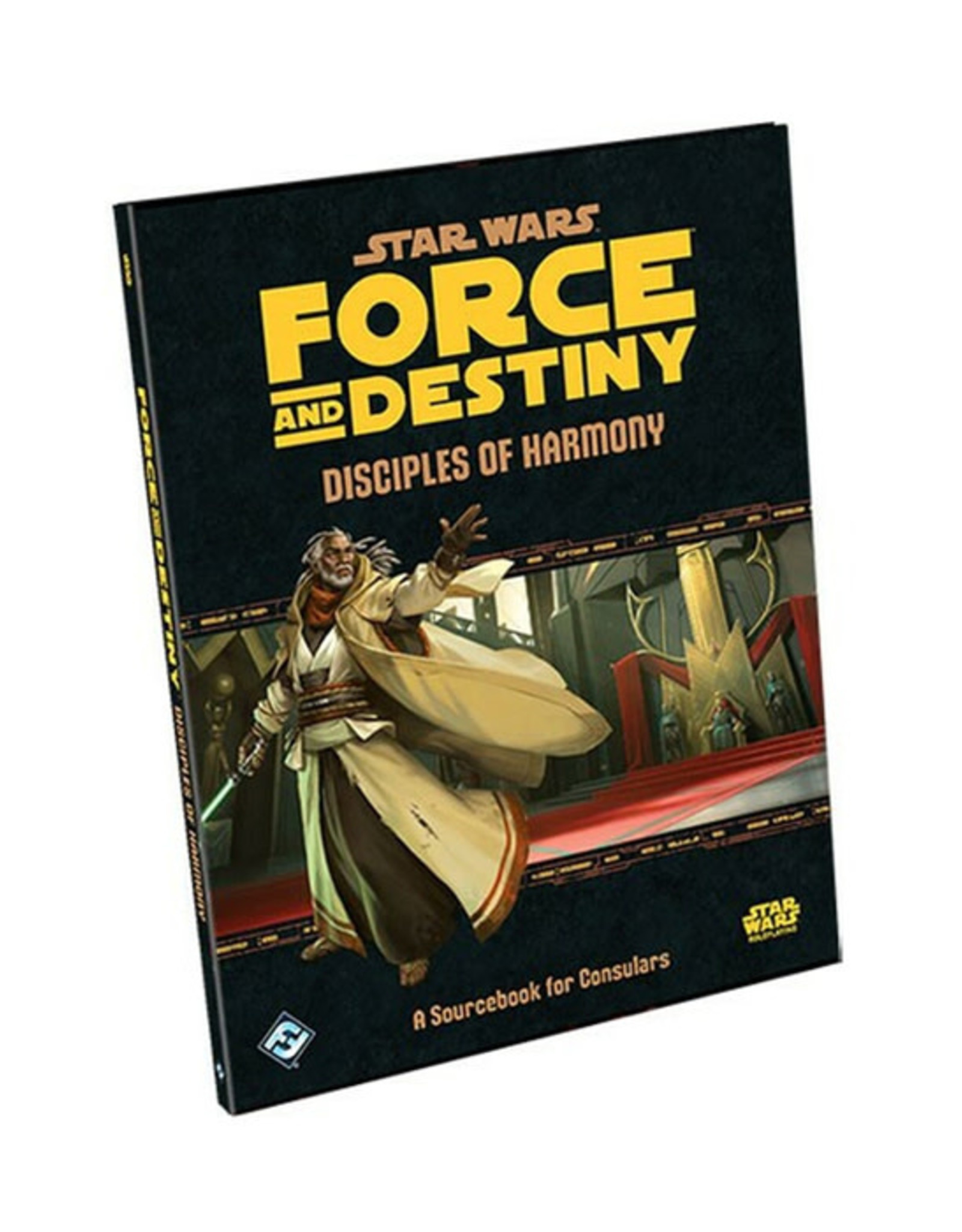 Fantasy Flight Games Star Wars: Force and Destiny - Disciples of Harmony