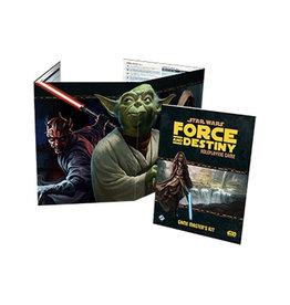 Fantasy Flight Games Star Wars: Force and Destiny - Game Master's Kit