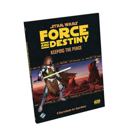 Fantasy Flight Games Star Wars: Force and Destiny - Keeping the Peace