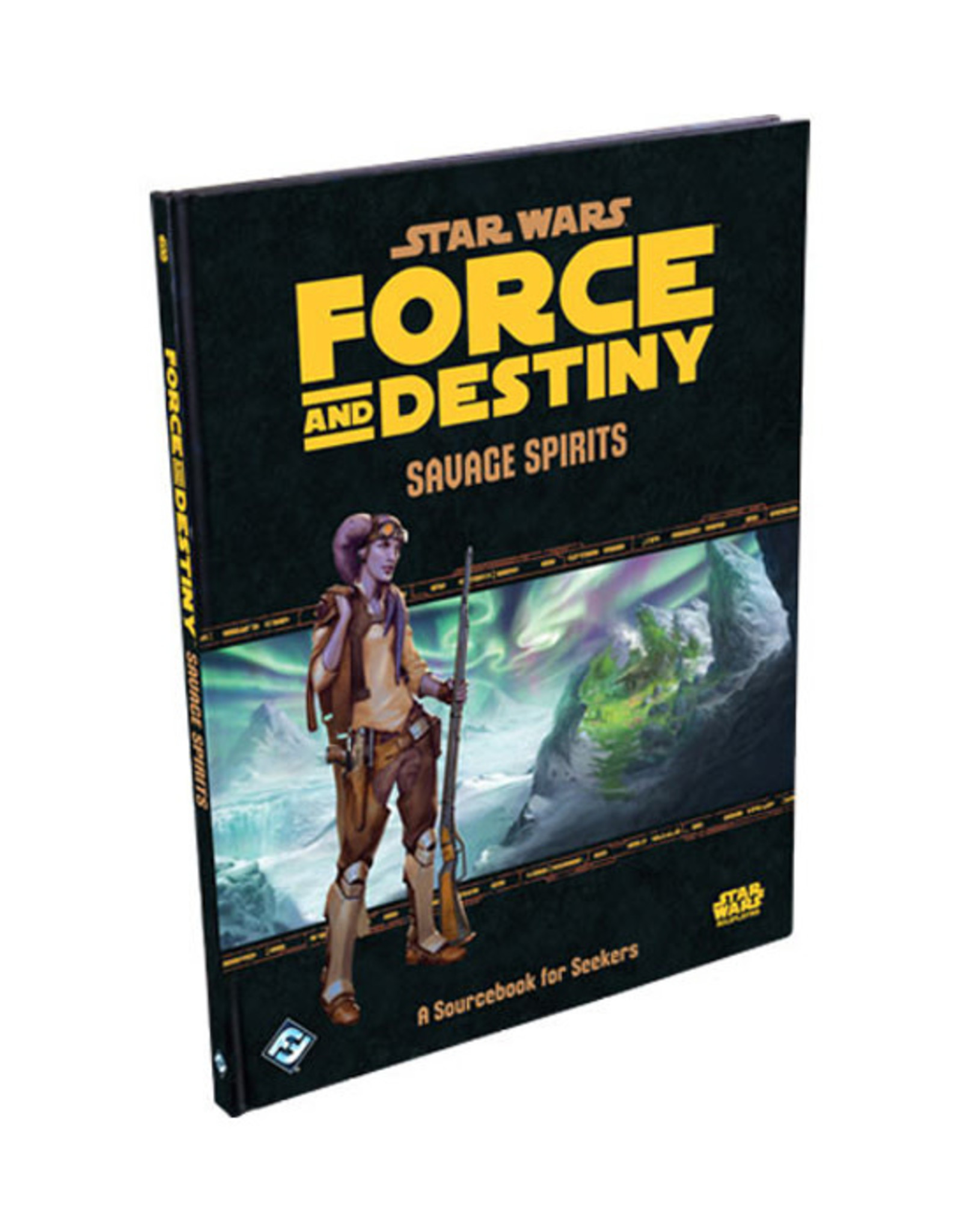 Fantasy Flight Games Star Wars: Force and Destiny - Savage Spirits
