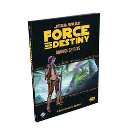 Fantasy Flight Games Star Wars: Force and Destiny - Savage Spirits