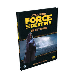 Fantasy Flight Games Star Wars: Force and Destiny - Unlimited Power