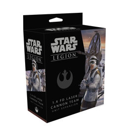 Fantasy Flight Games Star Wars: Legion - 1.4 FD Laser Cannon Team