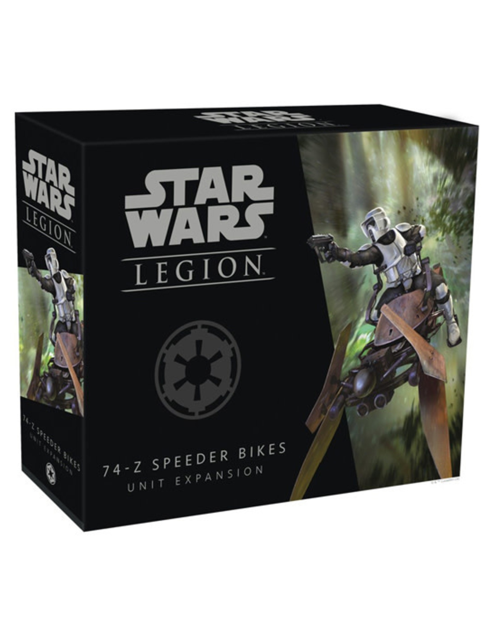 Fantasy Flight Games Star Wars: Legion - 74-Z Speeder Bikes
