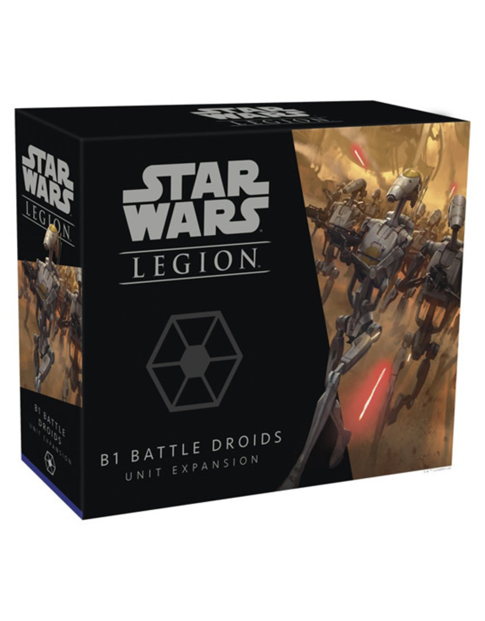 Fantasy Flight Games Star Wars: Legion - B1 Battle Droids