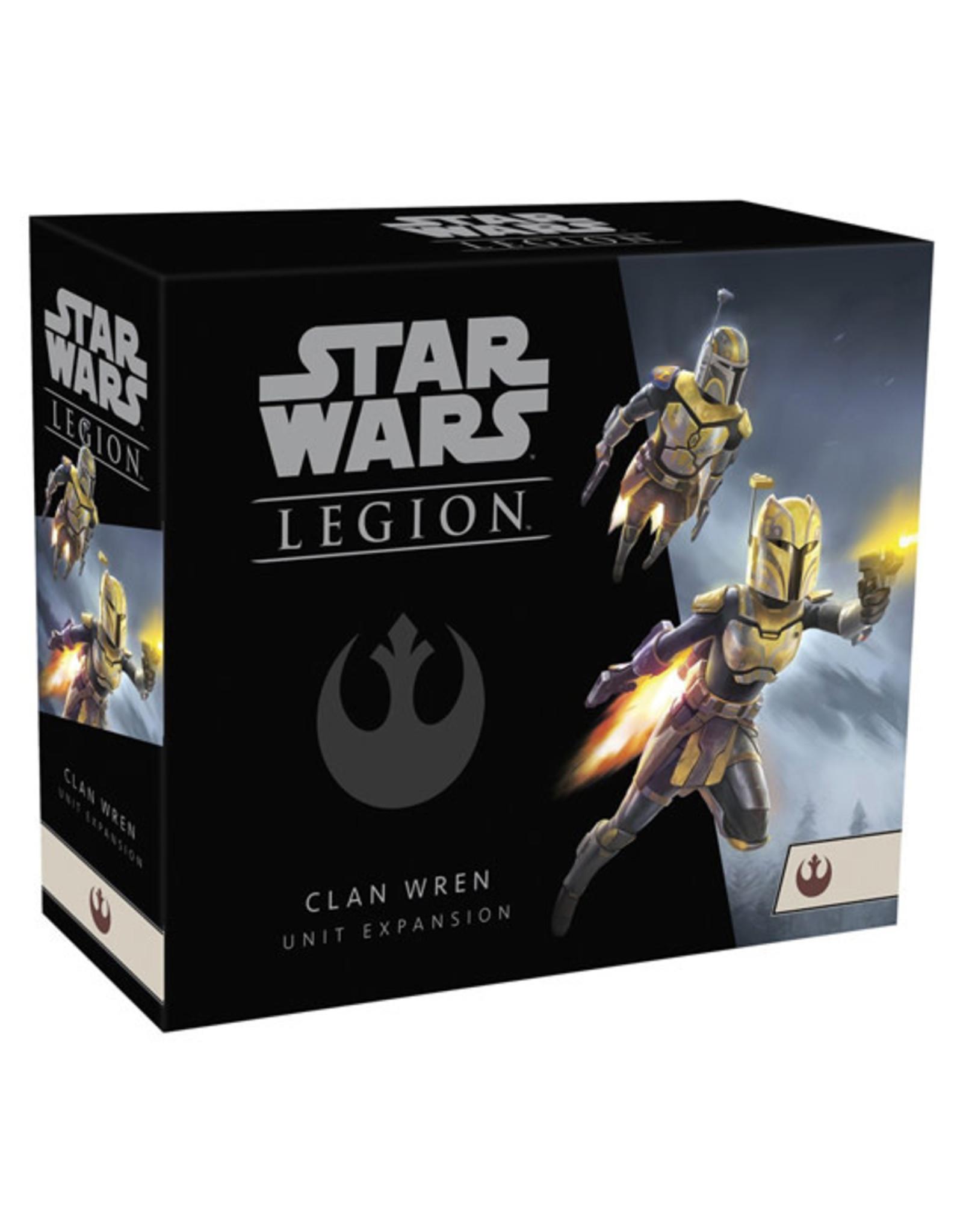 Fantasy Flight Games Star Wars: Legion - Clan Wren