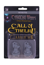 Call of Cthulhu: Miniature - Acolyte