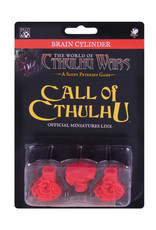 Call of Cthulhu: Miniature - Brain Cylinder