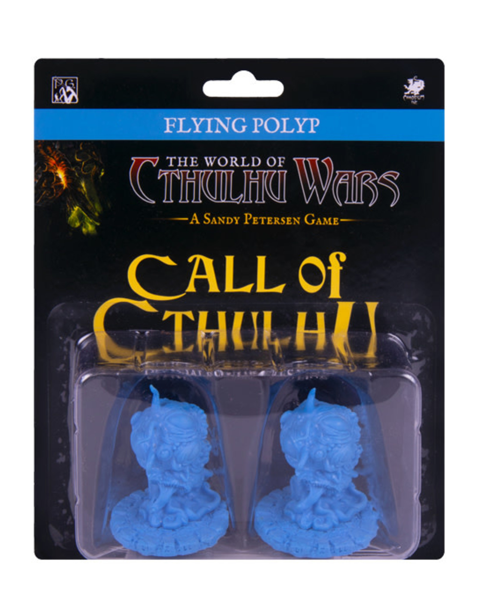 Call of Cthulhu: Miniature - Flying Polyp