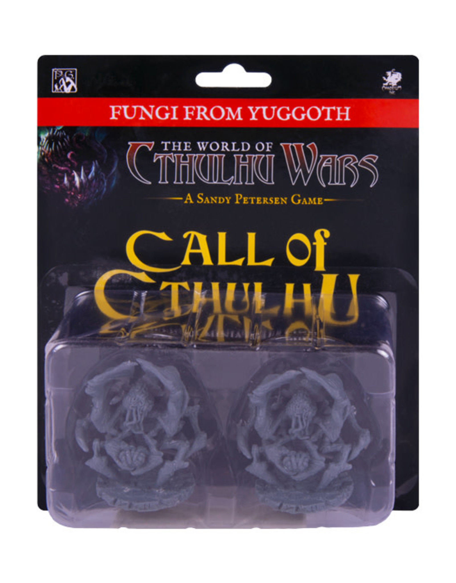 Call of Cthulhu: Miniature - Fungi from Yuggoth