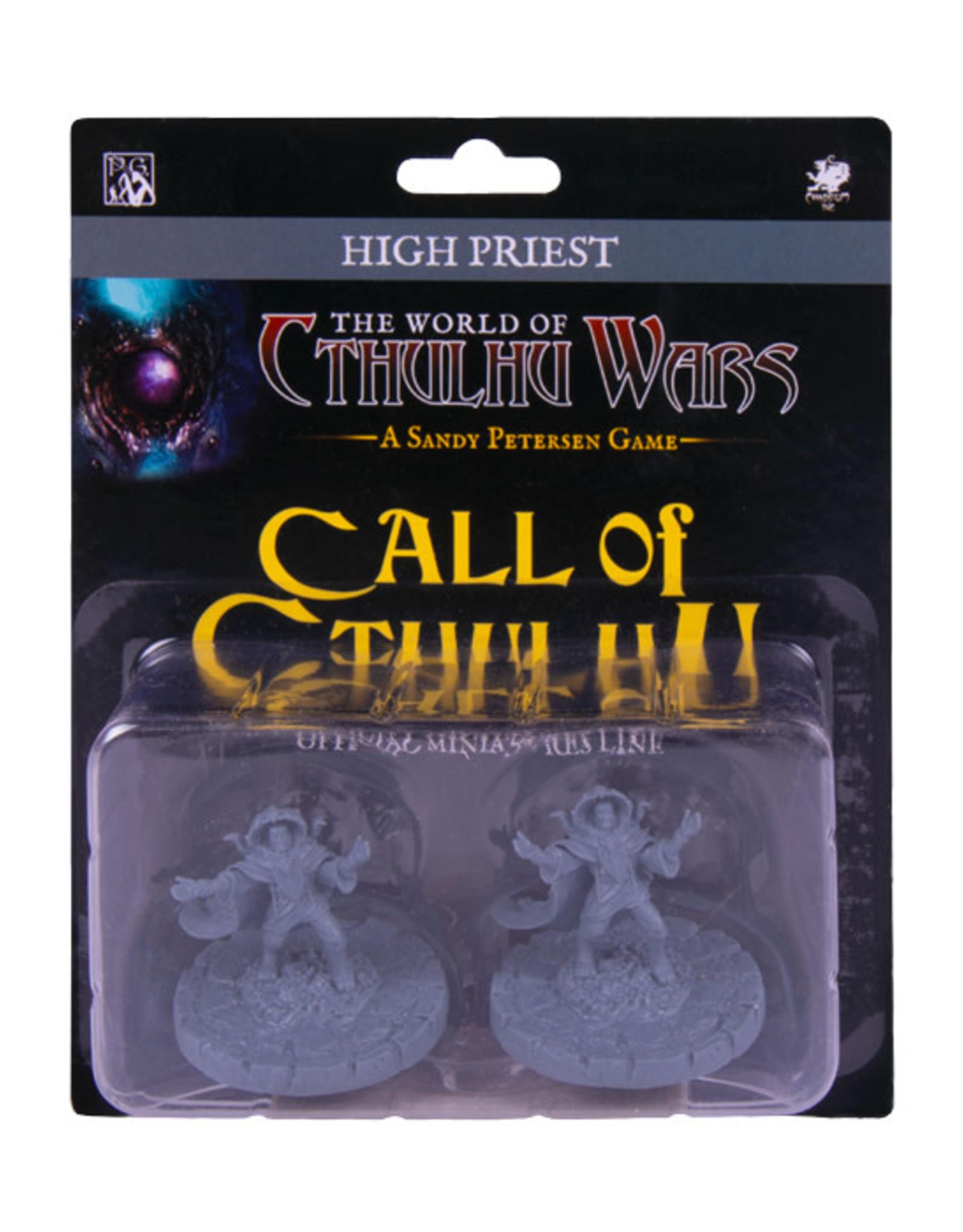 Call of Cthulhu: Miniature - High Priest