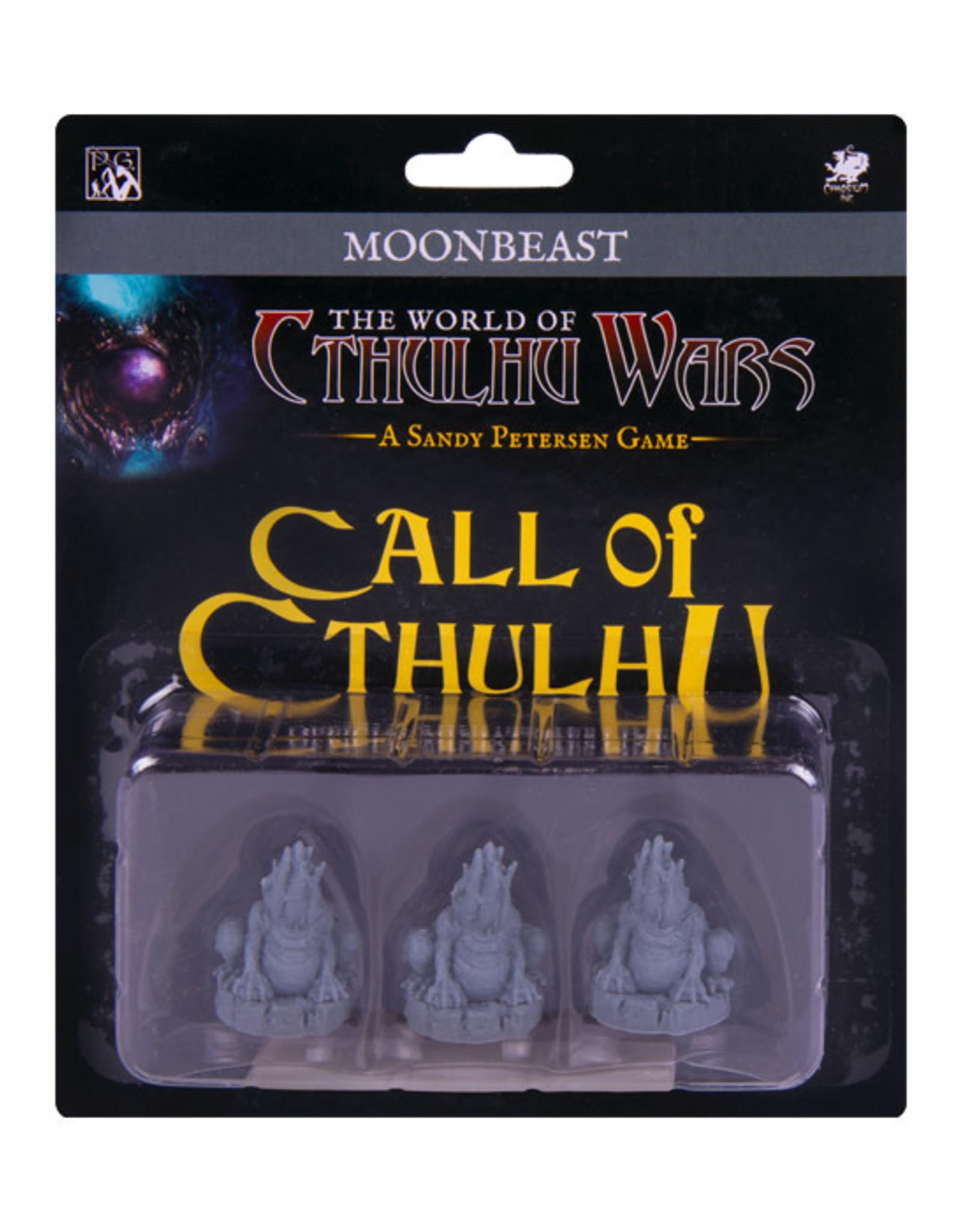Call of Cthulhu: Miniature - Moonbeast
