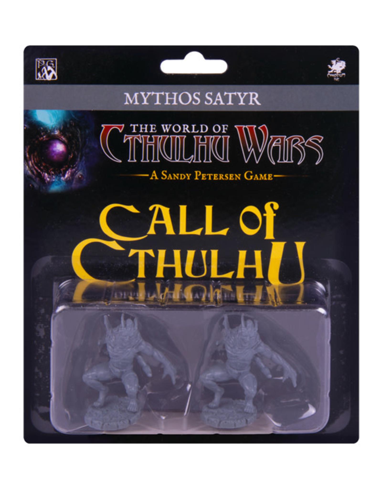 Call of Cthulhu: Miniature - Mythos Satyr