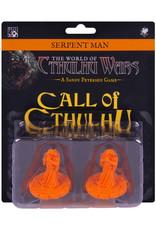Call of Cthulhu: Miniature - Serpent Man