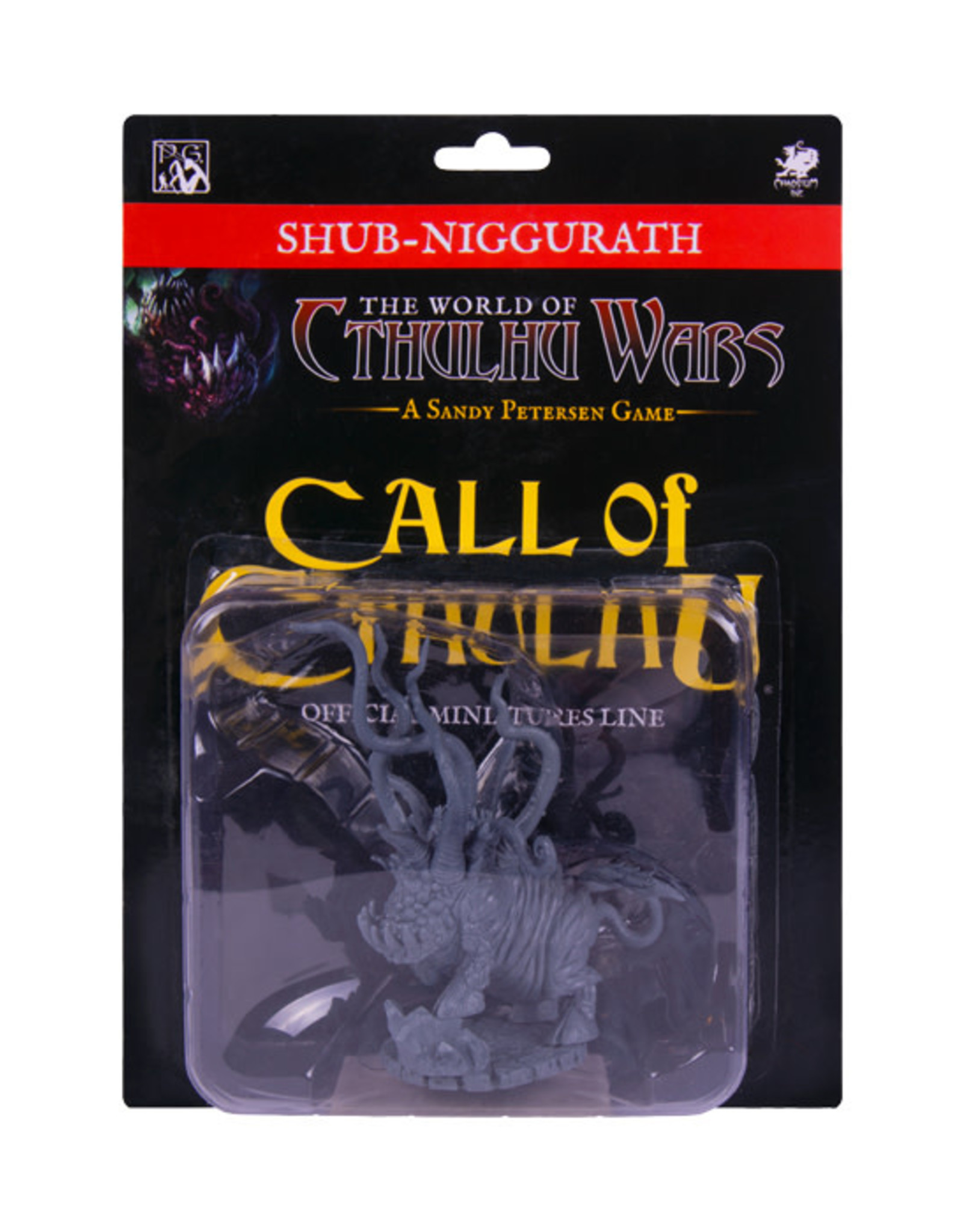 Call of Cthulhu: Miniature - Shub-Niggurath