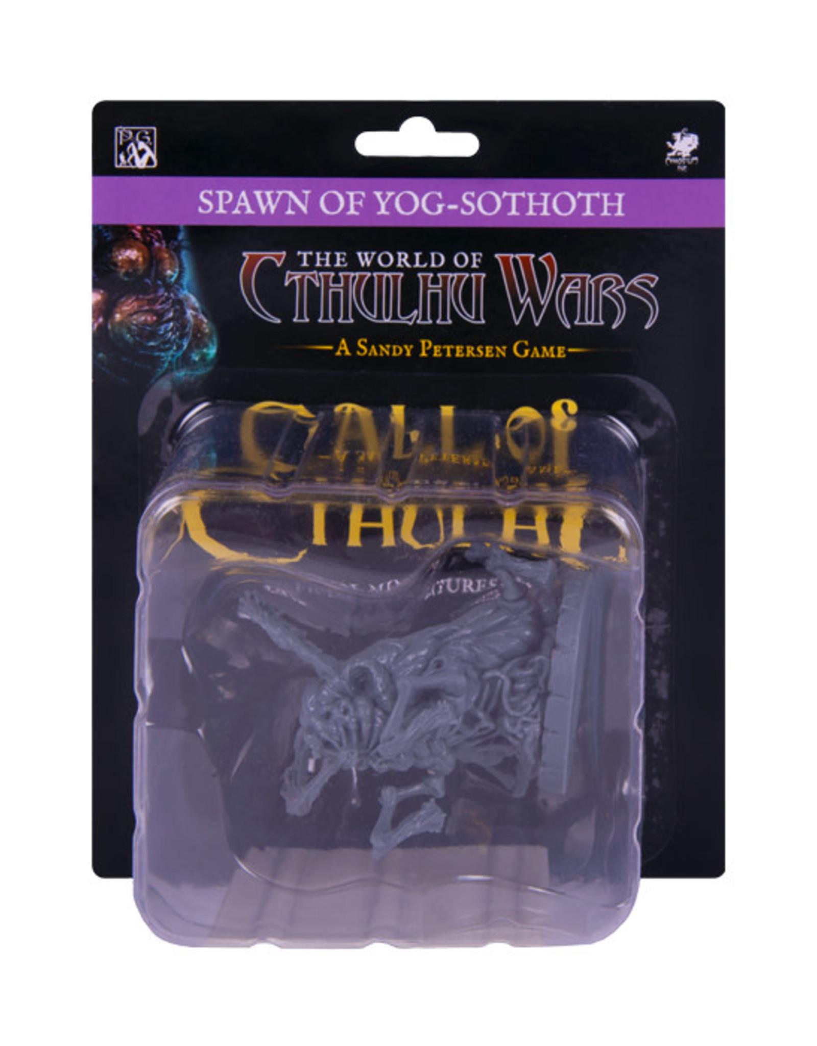 Call of Cthulhu: Miniature - Spawn of Yog-Sothoth