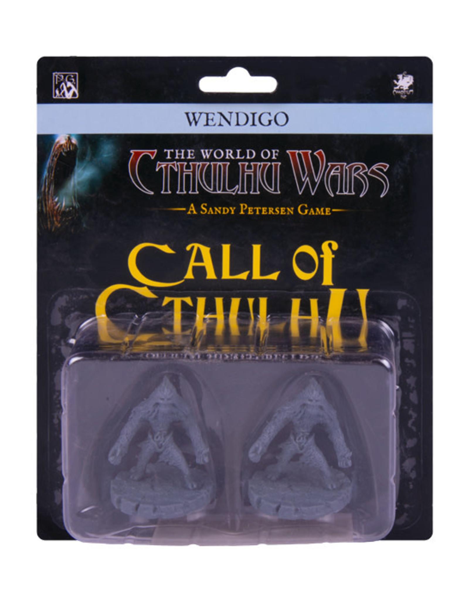 Call of Cthulhu: Miniature - Wendigo