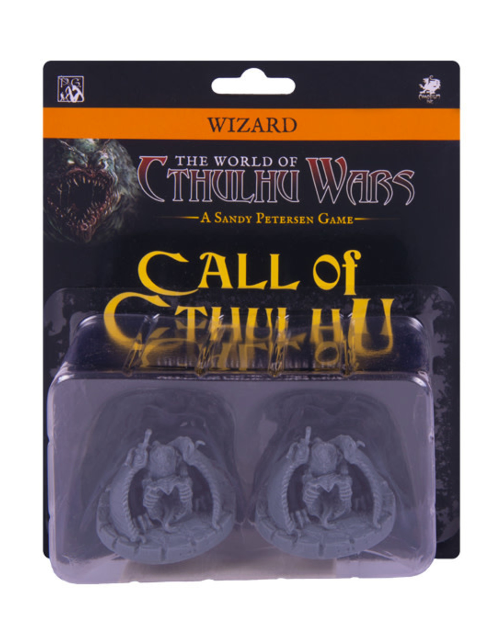 Call of Cthulhu: Miniature - Wizard