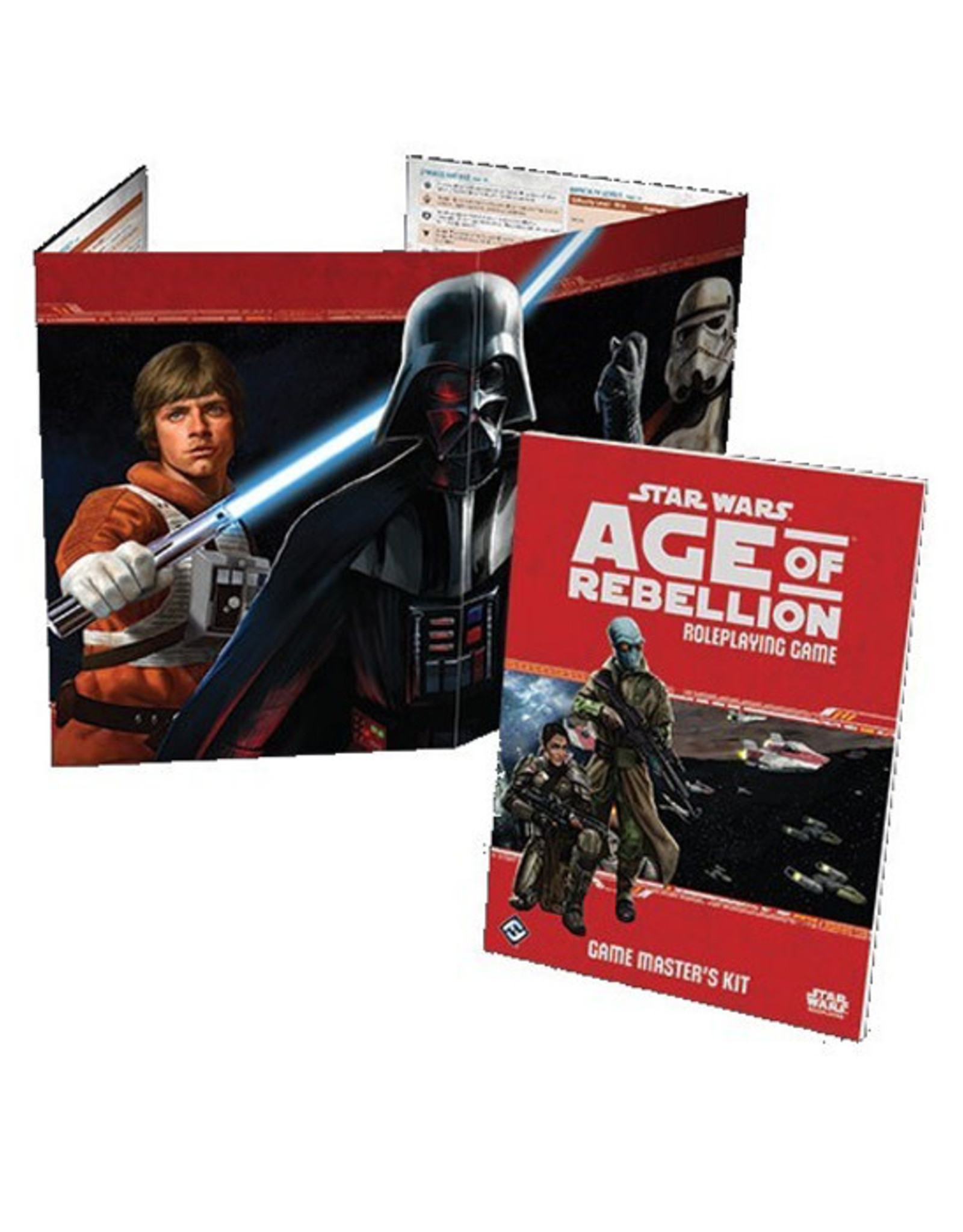 Fantasy Flight Games Star Wars: Age of Rebellion - Game Master's Kit