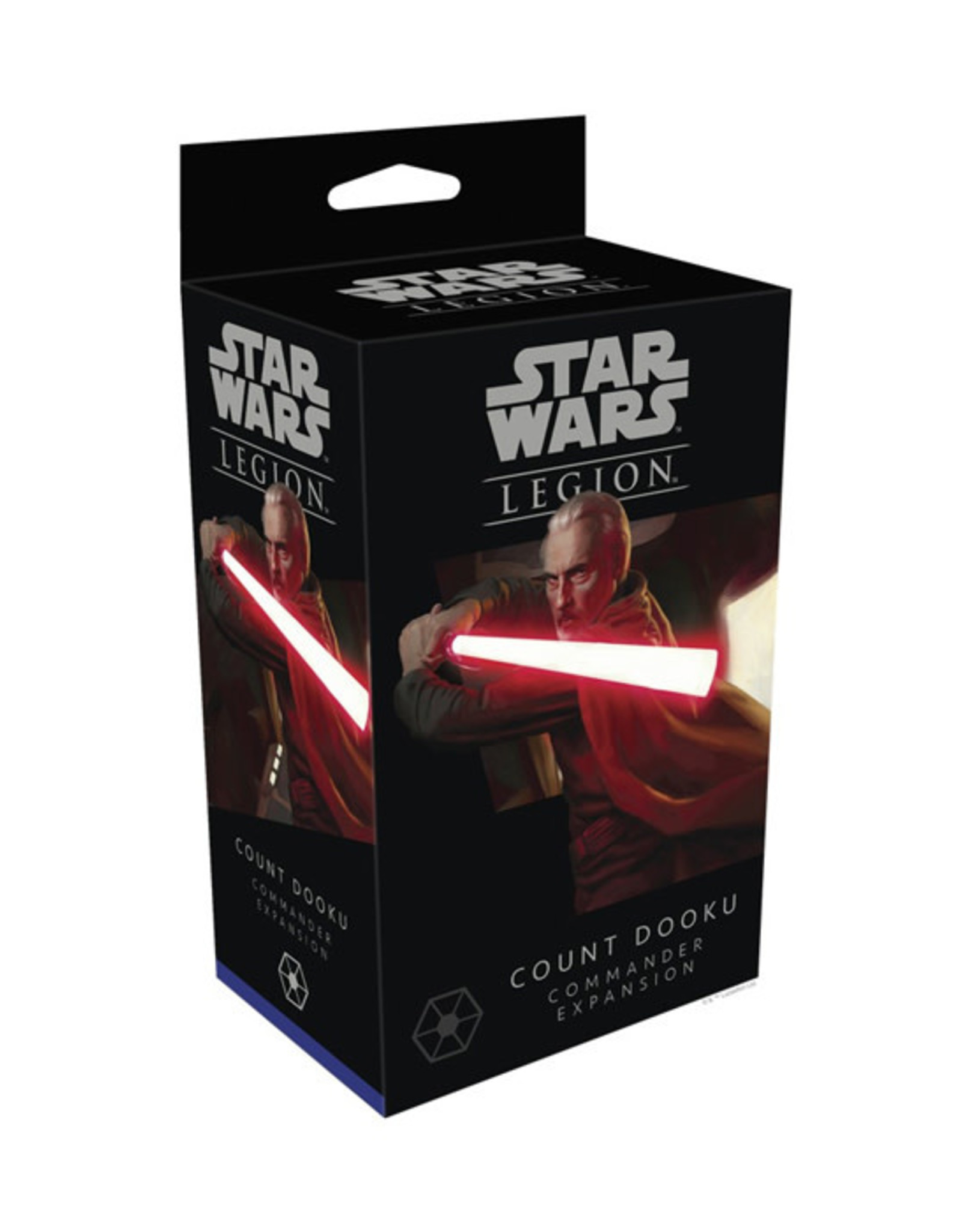 Fantasy Flight Games Star Wars: Legion - Count Dooku