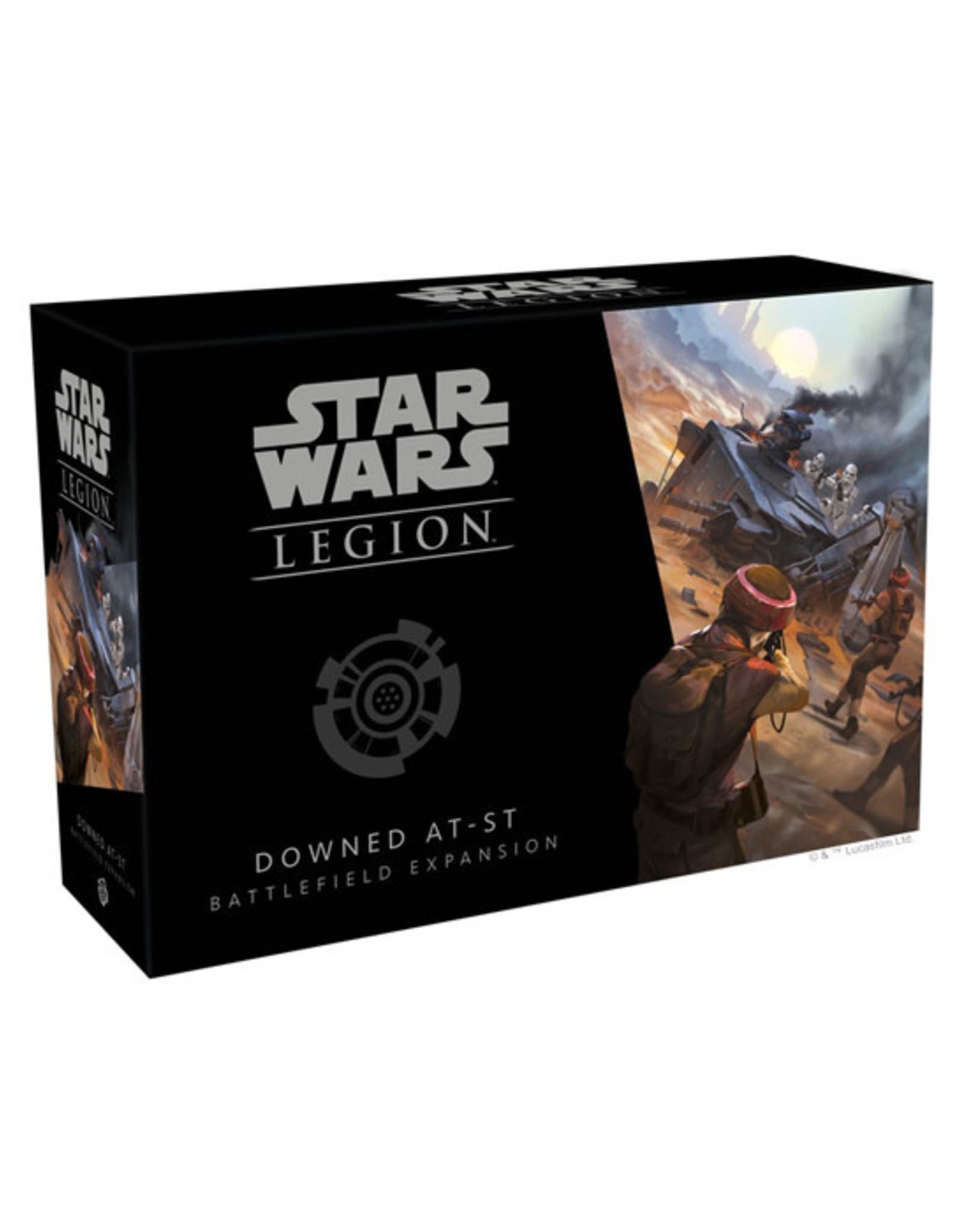 Fantasy Flight Games Star Wars: Legion - Downed AT-ST