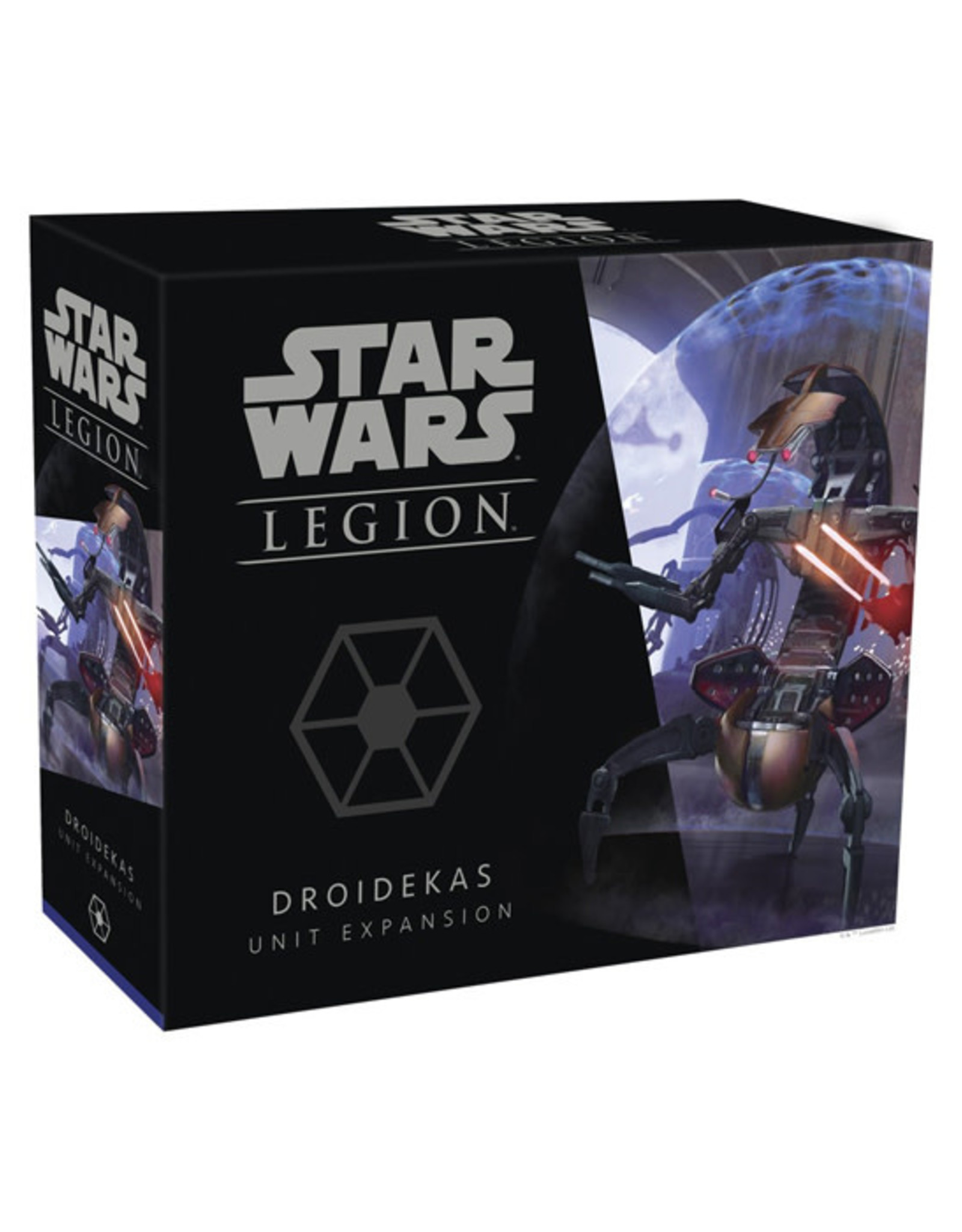 Fantasy Flight Games Star Wars: Legion - Droidekas