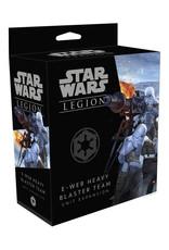 Fantasy Flight Games Star Wars: Legion - E-Web Heavy Blaster Team