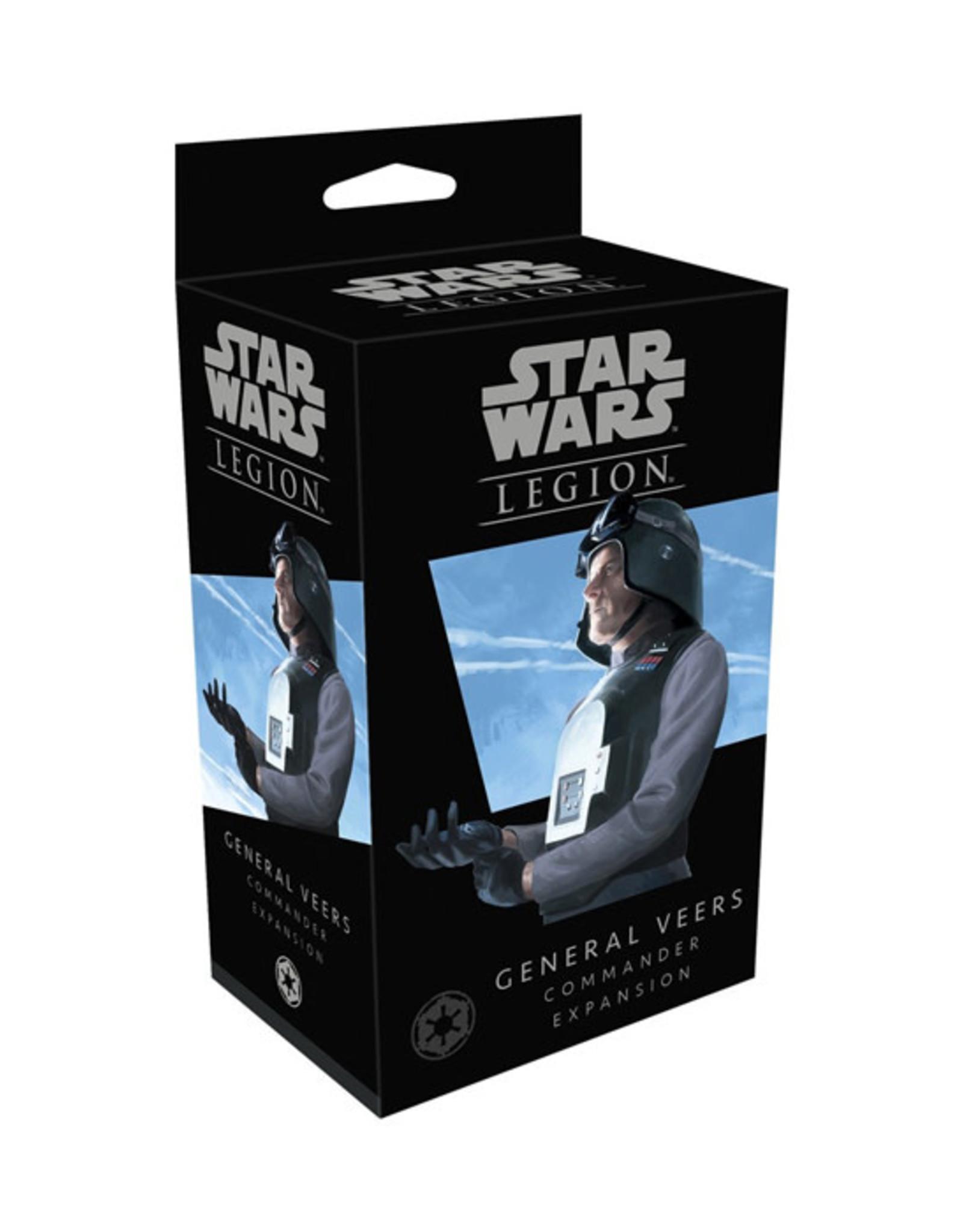 Fantasy Flight Games Star Wars: Legion - General Veers
