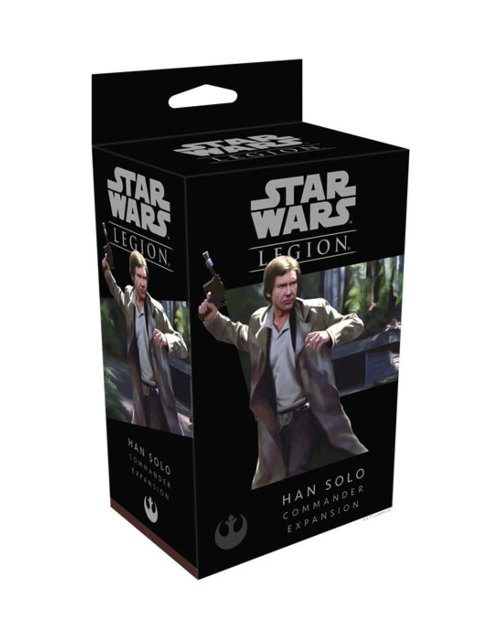 Fantasy Flight Games Star Wars: Legion - Han Solo