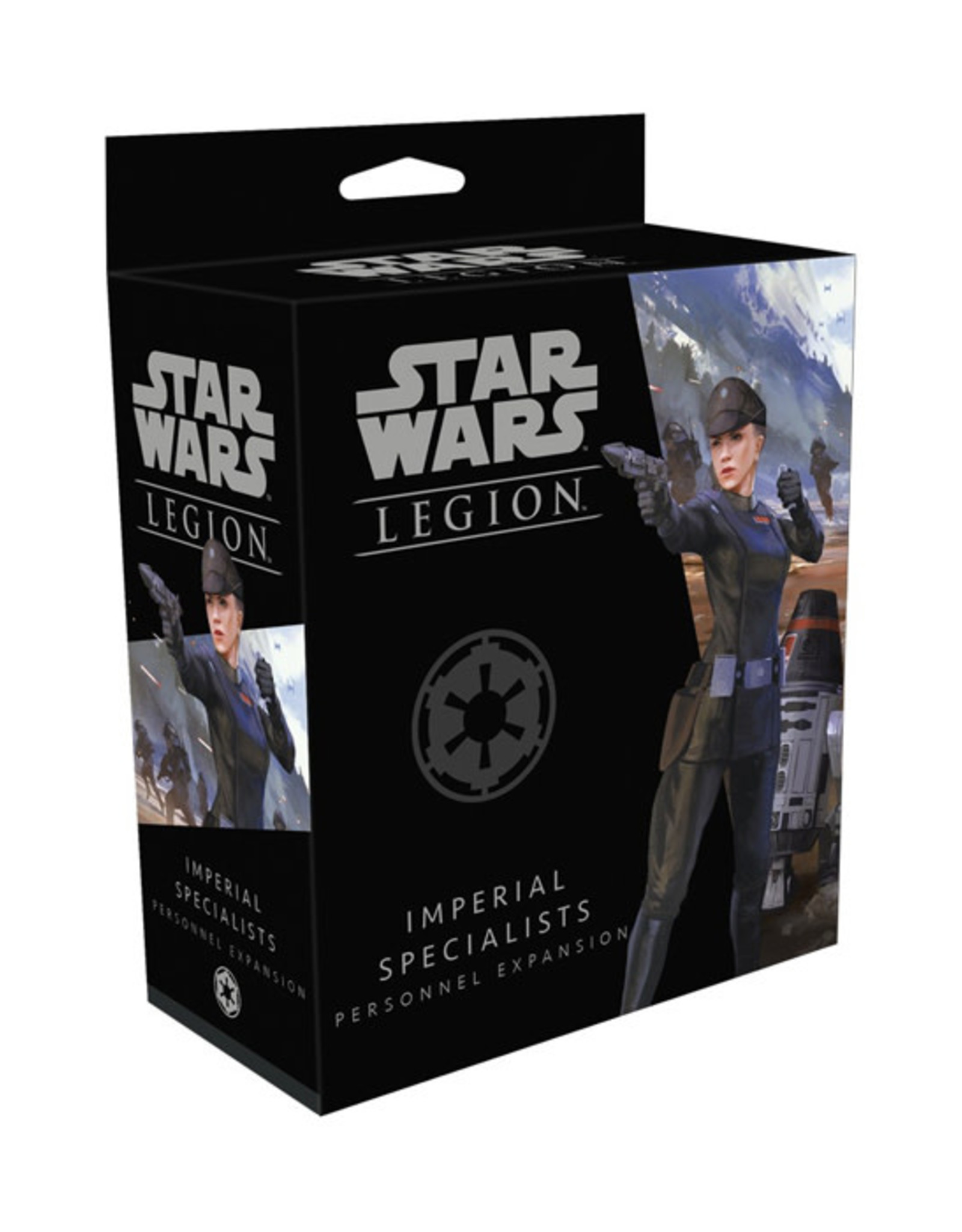 Fantasy Flight Games Star Wars: Legion - Imperial Specialists